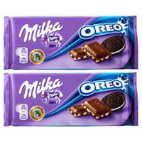 MILKA 100g Oreo Chocolate