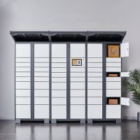 Parcel Locker India Custom Electronic Parcel Lockers Smart Package Delivery Lockers thumbnail image