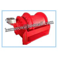 custom built hydraulic winch