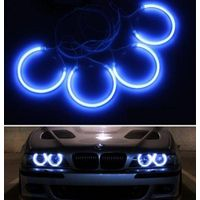 CCFL Angel eyes 4*131CM halo rings used for bmw e36 e38 e39 e46