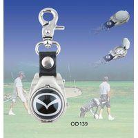Keychain Clip-on Pocket watch OD139
