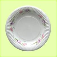 sell paper plate,disposable paper plate/dishes thumbnail image