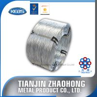 Factory high tensile strength zinc coating 2.0mm Alambre galvanizado