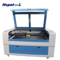 1610 co2 laser engraving and cutting machine leather wood acrylic laser cutting machine