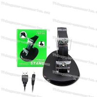 XBOX ONE charging station with cable,with packaging(black) thumbnail image