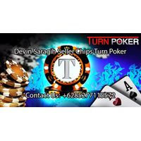 Ready stock dan tampung turn poker(Devin Saragih Seller)