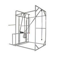 Doors sandbags impact tester