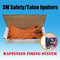 3M Length Safety Igniters+ talon igniters+ without pyrogen + professional fireworks talon igniters