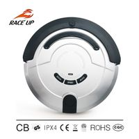 RaceUp Intelligent Robot Vacuum Cleaner with Mop Function thumbnail image