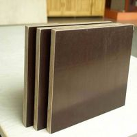 D&Q chinese factory wholesale brown or balck film faced plywood with cheap price level