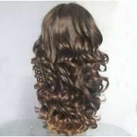 Beautifull super quality highlight blond fashion kosher wig thumbnail image