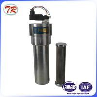 PHA 060 high pressure stainless steel filter housing