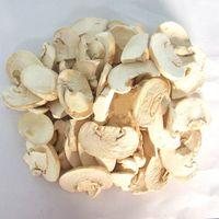 Preservatives-free palatable freeze dried mushrooms champignon
