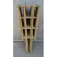 bamboo plant support