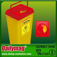 Medical Disposable Sharp Container 5.0L