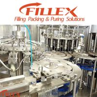 Large Capacity High Quality Juice Filling Machine
