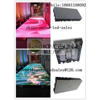 Kingsun PH16 dance floor LED display