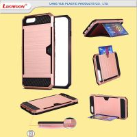 tpu pc 2 in 1 mobile phone case for iphone 1 2 3 4 5 6 7 s plus cover