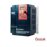 variable speed drive for cooling water control