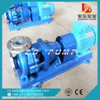 anti-abrasion with anti-corrision chemical pump