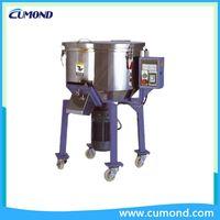 Plastic masterbatch color mixer machine