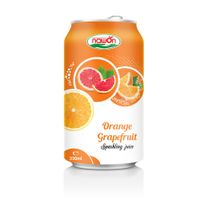 330ml Nawon Sparkling Juice Orange Grapefruit