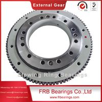 Supply high quality FRB brand Rotek series A8-17N4D with inner teeth slewing ring