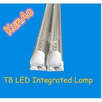 8ft T8 led intergrated lamp 40W