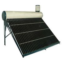 Pressurized Solar Water Heater thumbnail image
