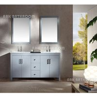 China manufacturer bathroom vanities bathroom cabinet