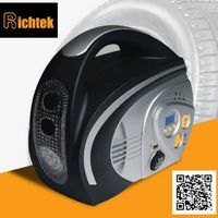 rechargeable air compressor for car/rechargeable air compressor