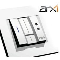 ARX1 fingerprint reader - access control for houses, apartments and offices thumbnail image