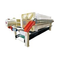 Programmed Filter Press with Conveyor thumbnail image