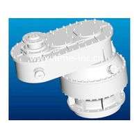 Gearbox for lifting device