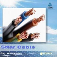 solar cable withTUV
