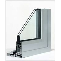 extruded aluminum door & window