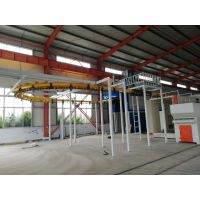 Auto Powder Coating System