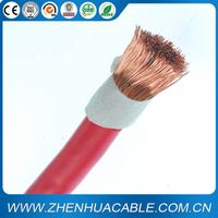 Electrical Single Core Wire with Solid Copper Conductor PVC XLPE Insulated (BV)