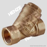 Bronze Threaded Y Strainer thumbnail image
