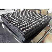 Long lifespan ceramic lined rubber lining for belt conveyor drum thumbnail image