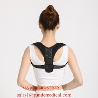 Amozan hot custom-made Adjustable Figure 8 Back Posture Corrector & Clavicle Brace