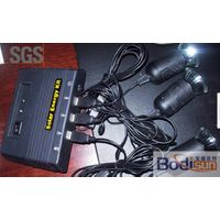 3W 3 LED solar cellphone charger
