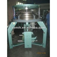 "Double jersey circular knitting machine equipment (WD 34 ""X28GX96F)"