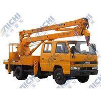HYL5053JGKA H ydraulic Aerial Truck