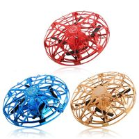 Flying UFO Helicopter Magic Hand UFO Flying Ball Aircraft Sensing Mini RC Drone UFO Induction Aircra