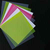 Factory Customized 1mm Matt Clear Rigid Plastic APET Sheet For Photo Frame thumbnail image