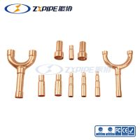 Y Joint Kits/Refnet/Copper Branch Pipe/Branch Joint for Toshiba