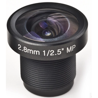 3.0 Megapixel M12 lenses 2.8mm