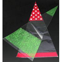 Triangle BOPP Candy Bag / BOPP Cone Bags