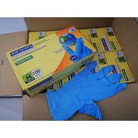 Nitrile Disposable Gloves, Blue Nitrile Gloves 4 Mil TopGlove